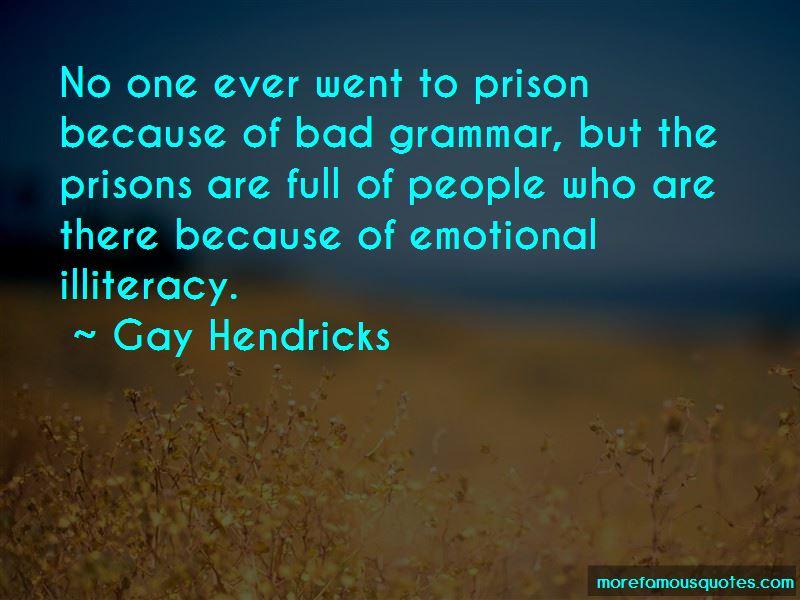 Gay Hendricks Quotes