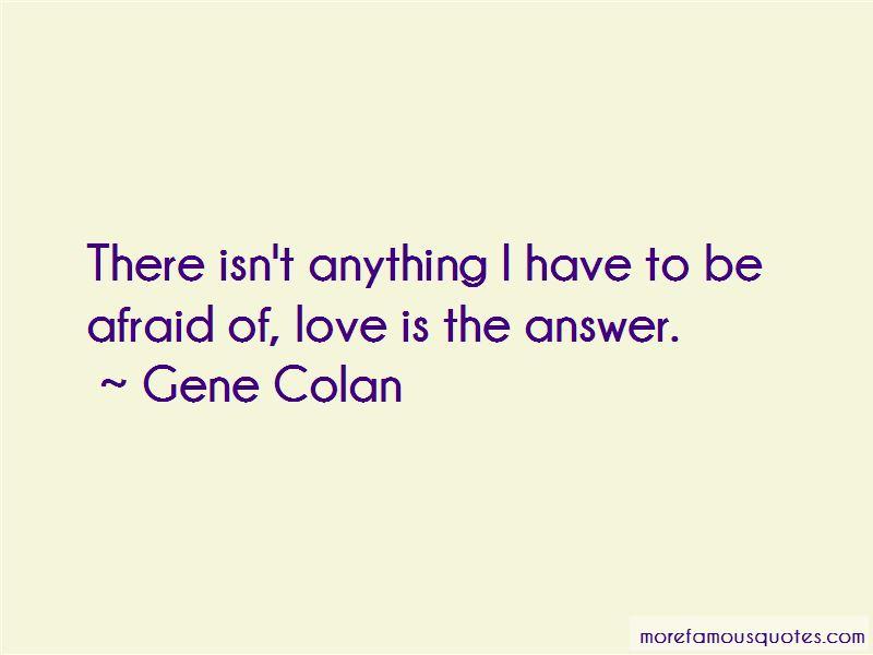 Gene Colan Quotes