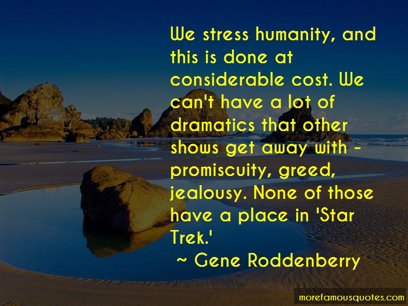Gene Roddenberry Quotes Pictures 2