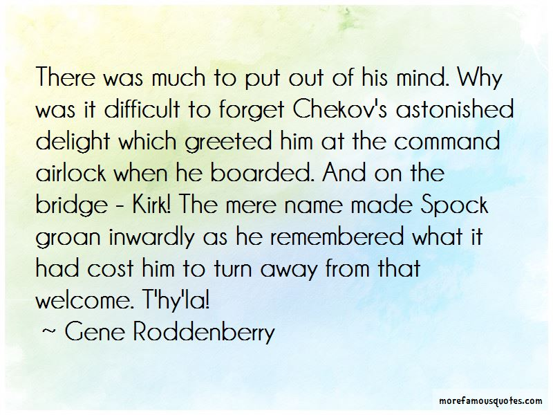 Gene Roddenberry Quotes Pictures 3