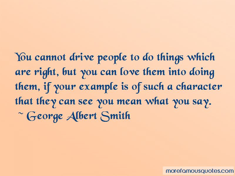 George Albert Smith Quotes Pictures 2