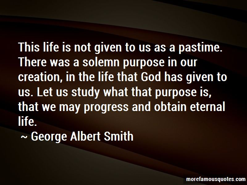 George Albert Smith Quotes