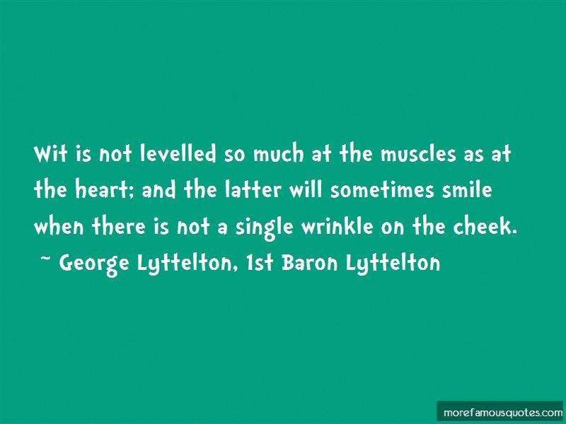 George Lyttelton, 1st Baron Lyttelton Quotes Pictures 2