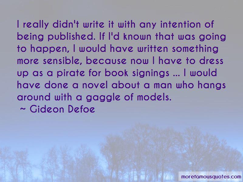 Gideon Defoe Quotes Pictures 2
