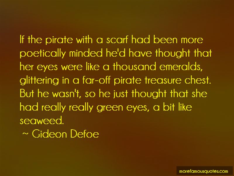 Gideon Defoe Quotes Pictures 3