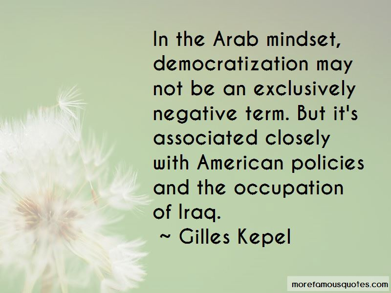 Gilles Kepel Quotes Pictures 2