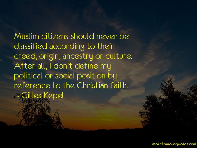 Gilles Kepel Quotes Pictures 3