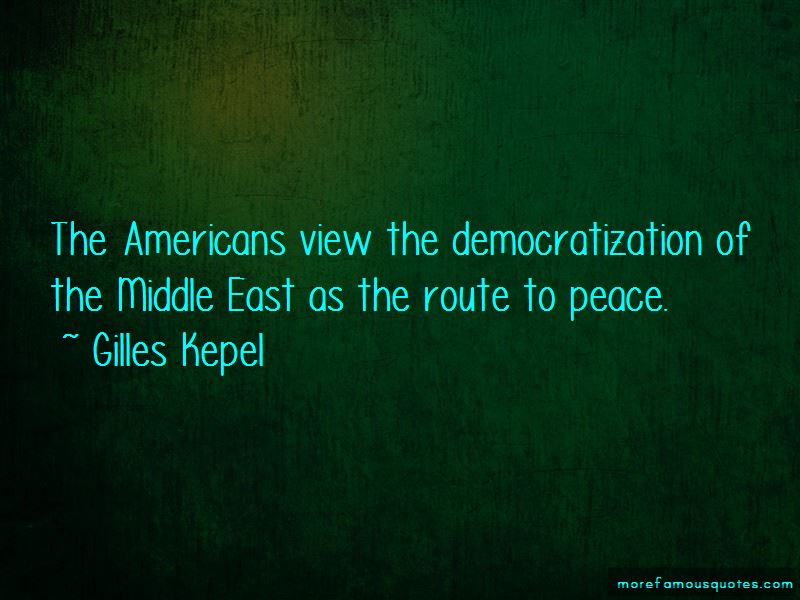 Gilles Kepel Quotes Pictures 4