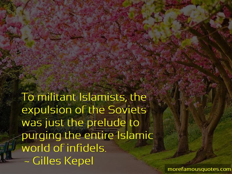 Gilles Kepel Quotes