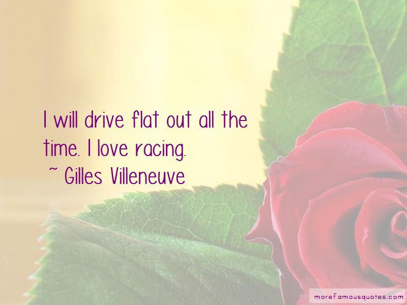 Gilles Villeneuve Quotes Pictures 2