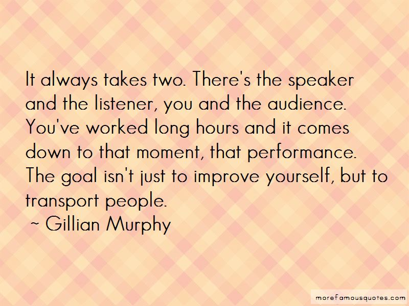 Gillian Murphy Quotes Pictures 2