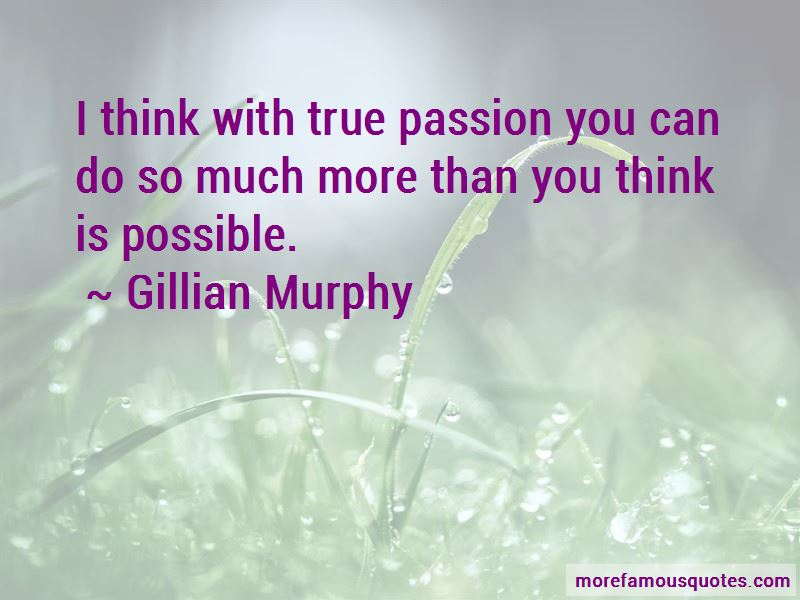 Gillian Murphy Quotes