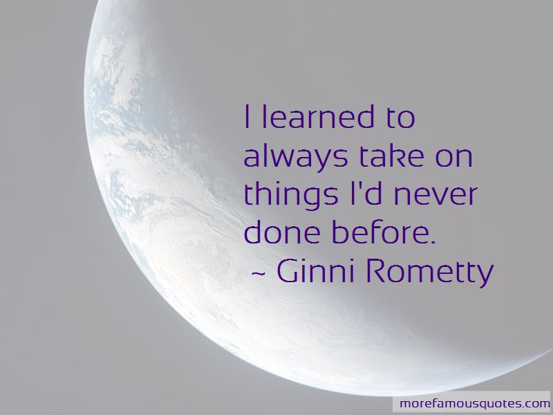 Ginni Rometty Quotes Pictures 3