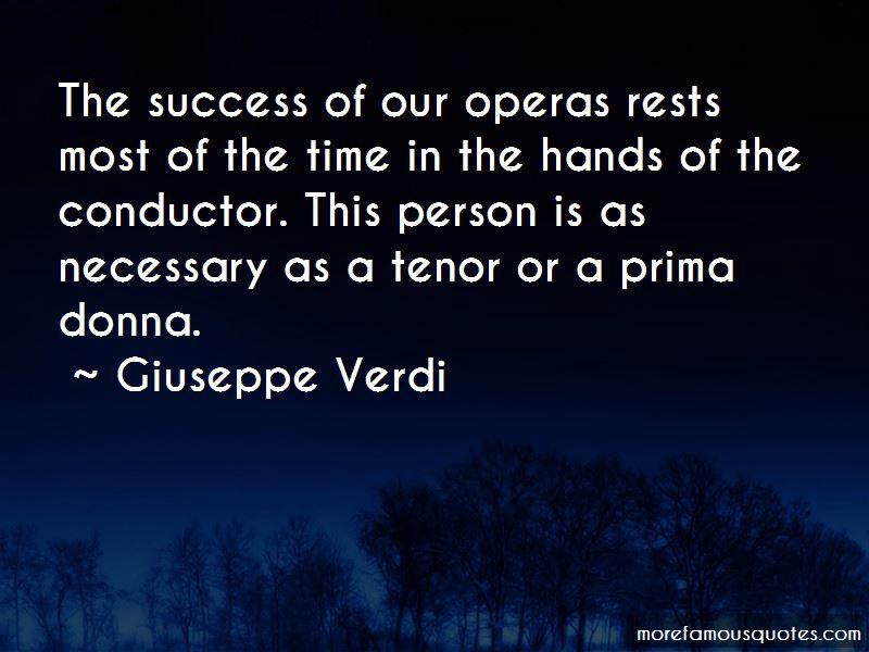 Giuseppe Verdi Quotes