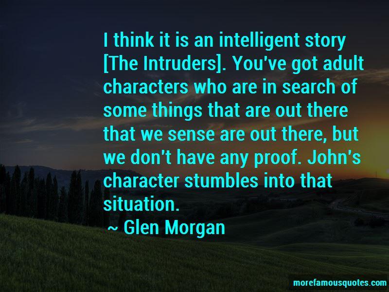 Glen Morgan Quotes Pictures 4