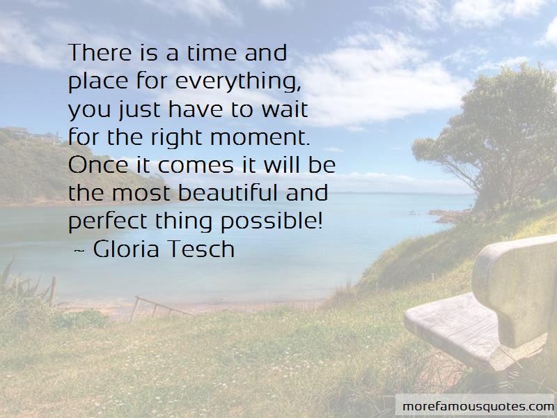 Gloria Tesch Quotes Pictures 2