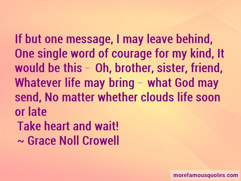 Grace Noll Crowell Quotes Pictures 2