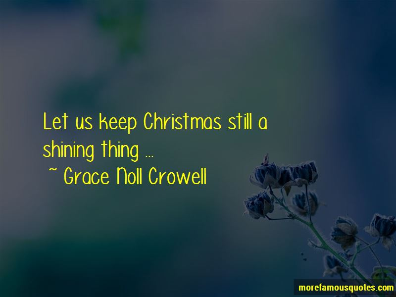 Grace Noll Crowell Quotes Pictures 4