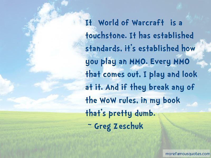 Greg Zeschuk Quotes