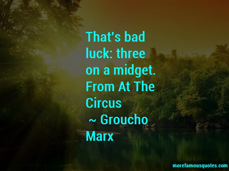 Groucho Marx Quotes Pictures 2