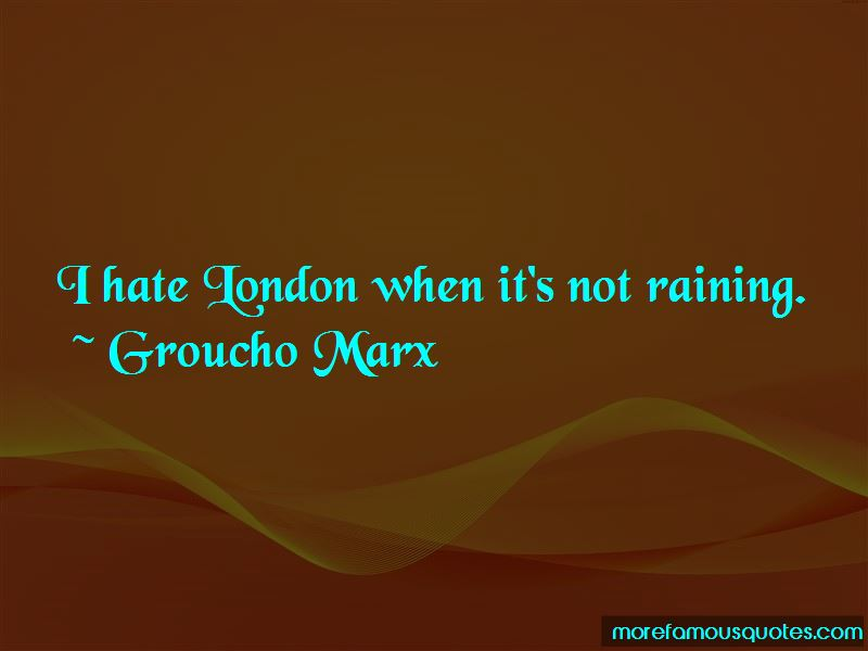 Groucho Marx Quotes Pictures 3
