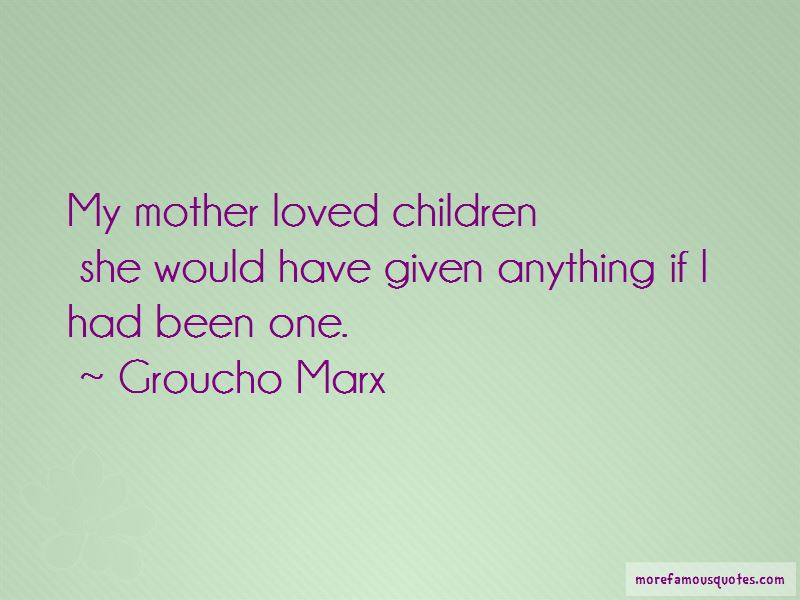 Groucho Marx Quotes Pictures 4