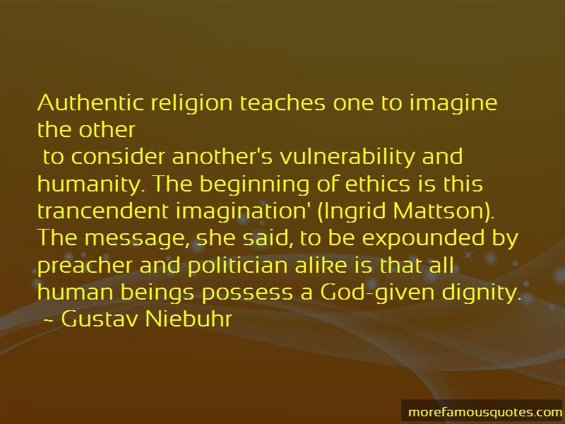 Gustav Niebuhr Quotes Pictures 3