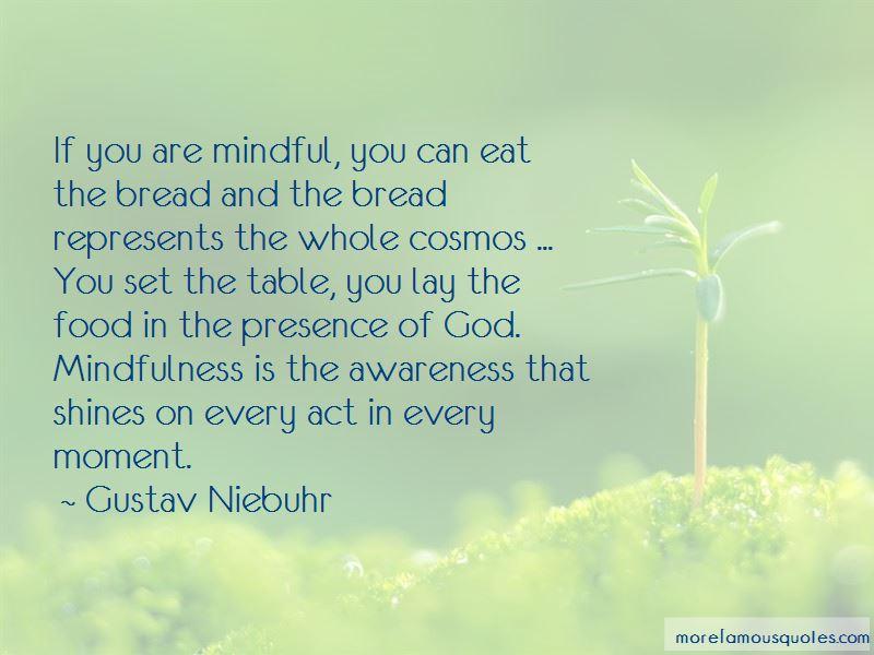 Gustav Niebuhr Quotes