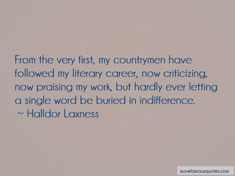 Halldor Laxness Quotes Pictures 3