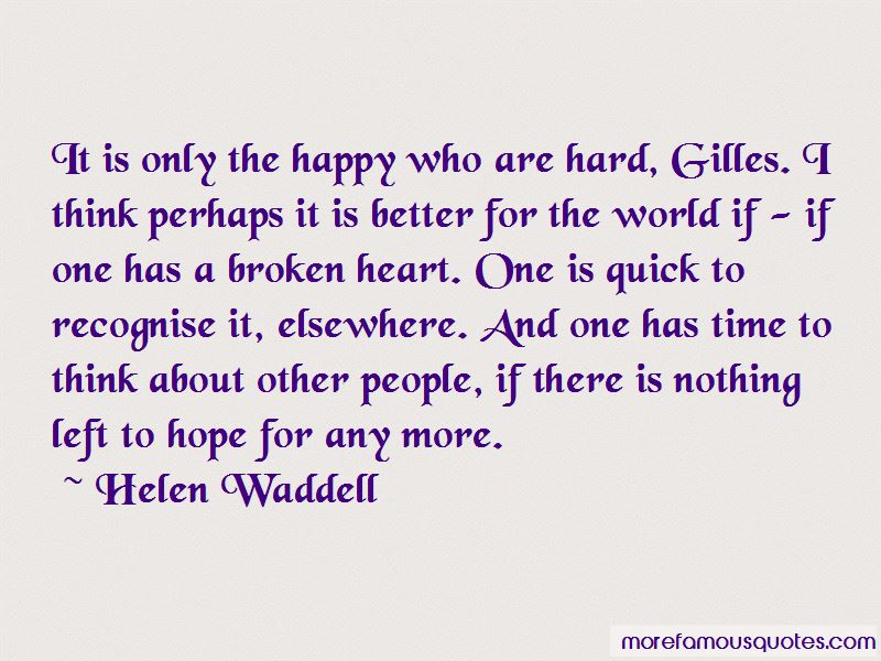 Helen Waddell Quotes Pictures 3