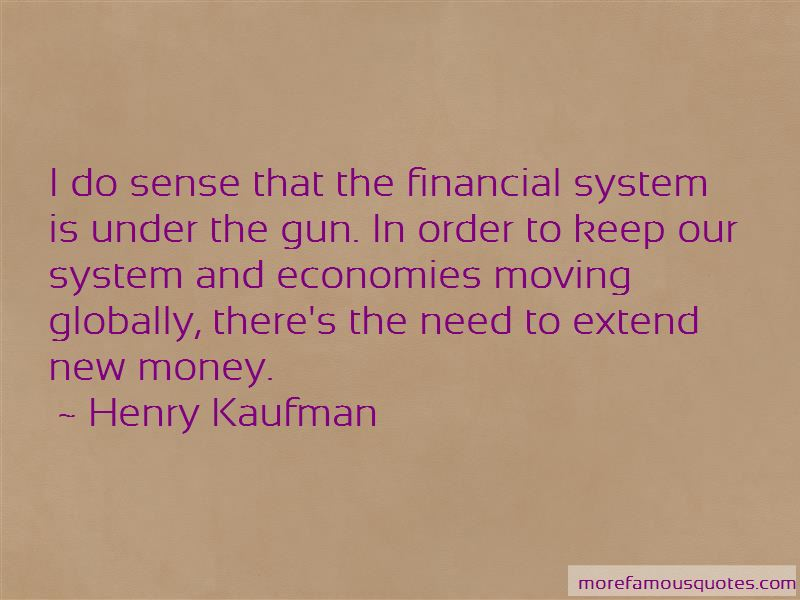 Henry Kaufman Quotes Pictures 2