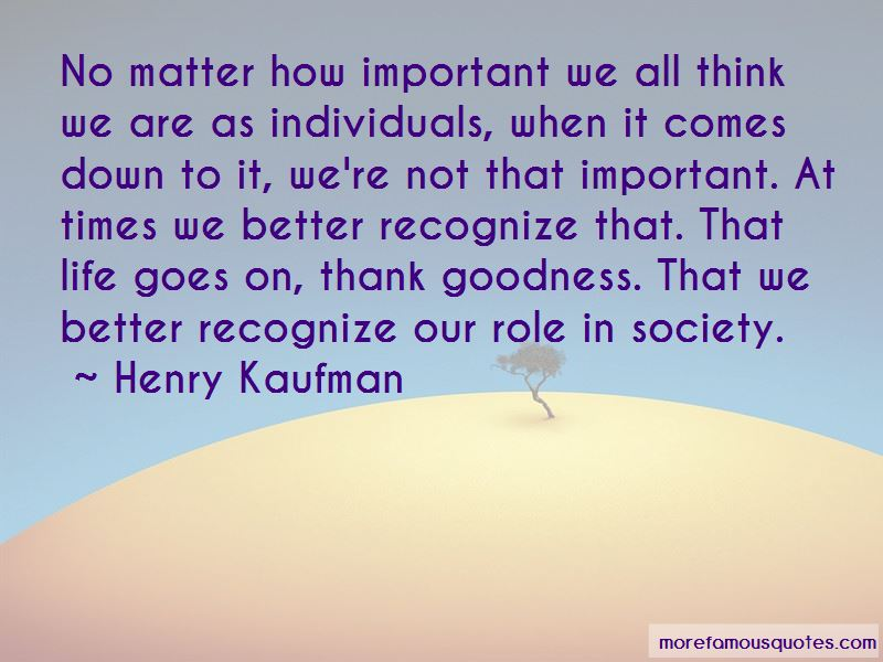 Henry Kaufman Quotes Pictures 4