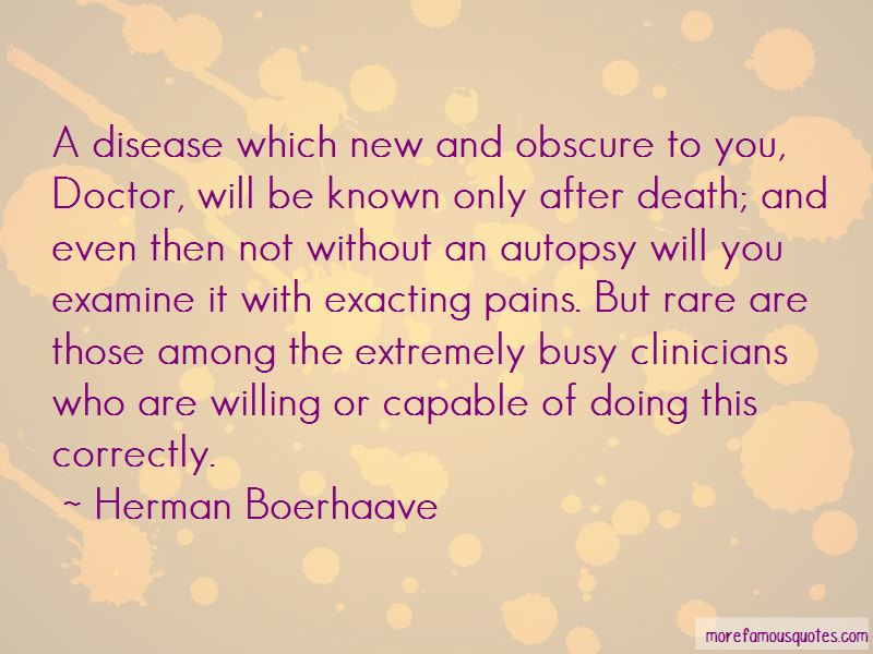 Herman Boerhaave Quotes Pictures 2