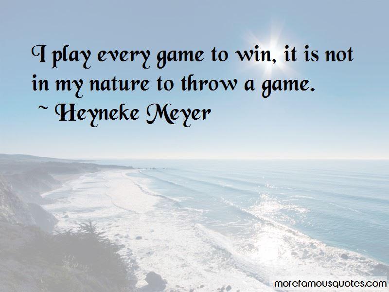 Heyneke Meyer Quotes Pictures 3