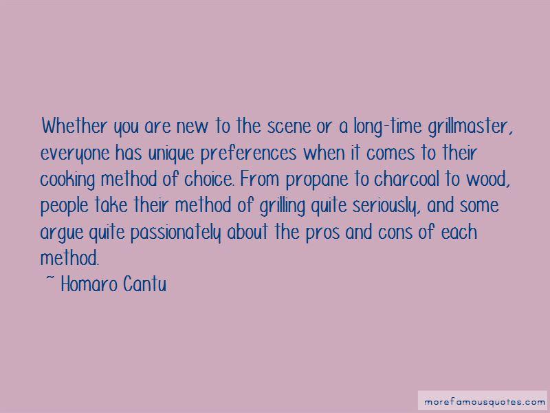 Homaro Cantu Quotes