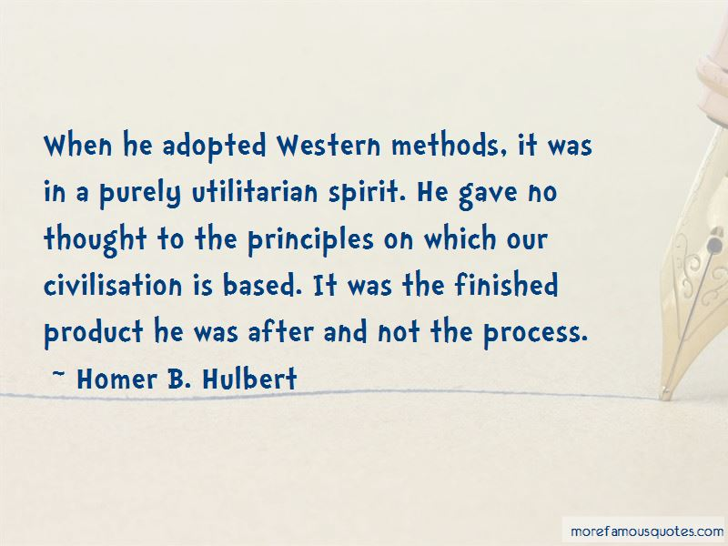 Homer B. Hulbert Quotes Pictures 2