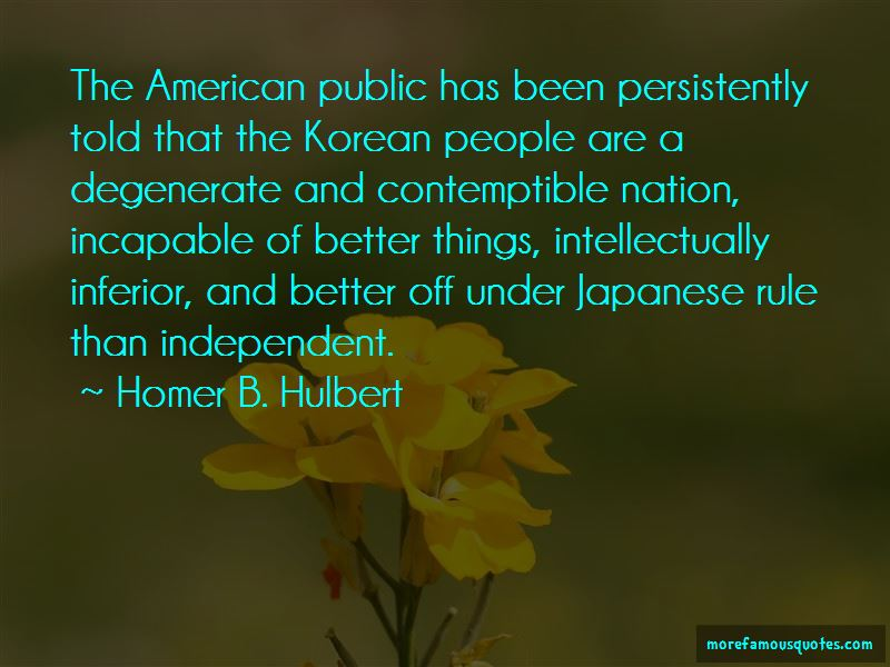 Homer B. Hulbert Quotes Pictures 4