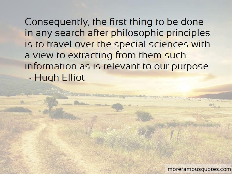 Hugh Elliot Quotes Pictures 2