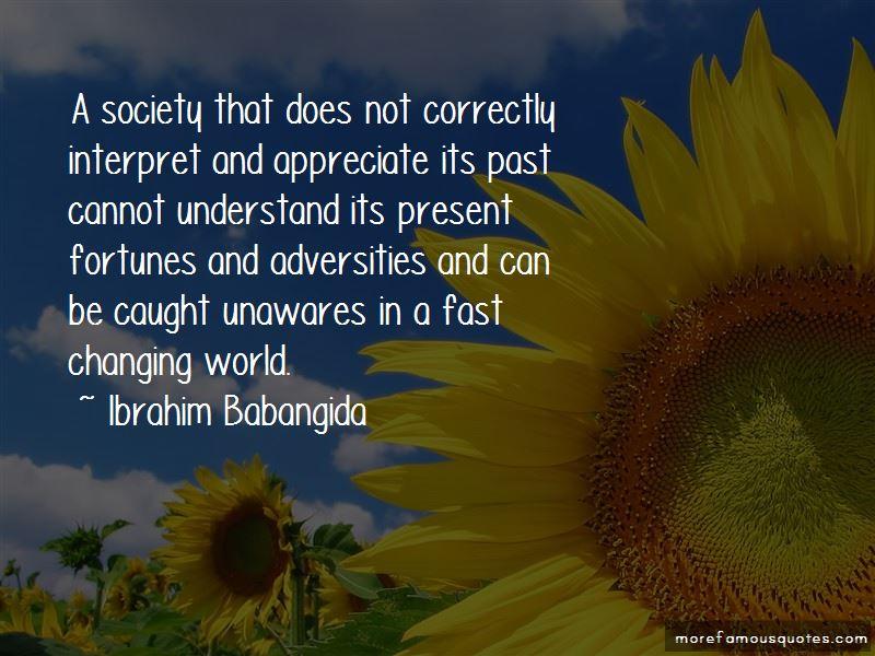 Ibrahim Babangida Quotes Pictures 3