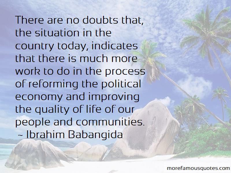 Ibrahim Babangida Quotes Pictures 4