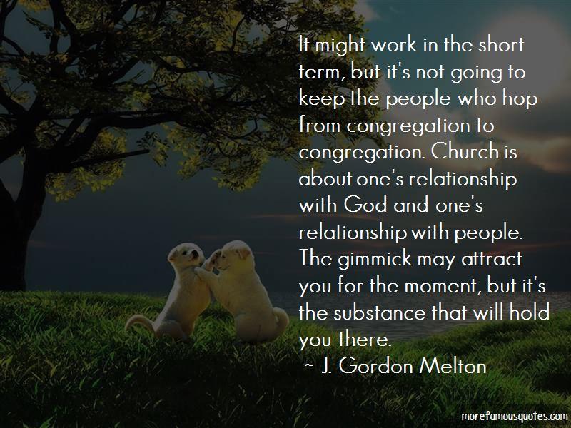 J. Gordon Melton Quotes Pictures 2