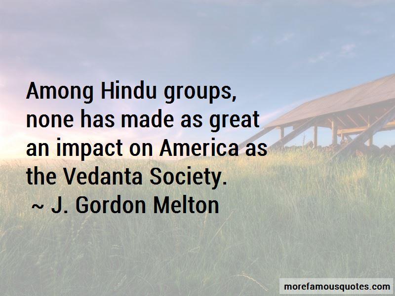 J. Gordon Melton Quotes Pictures 3