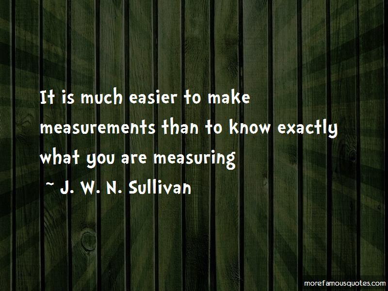 J. W. N. Sullivan Quotes Pictures 2