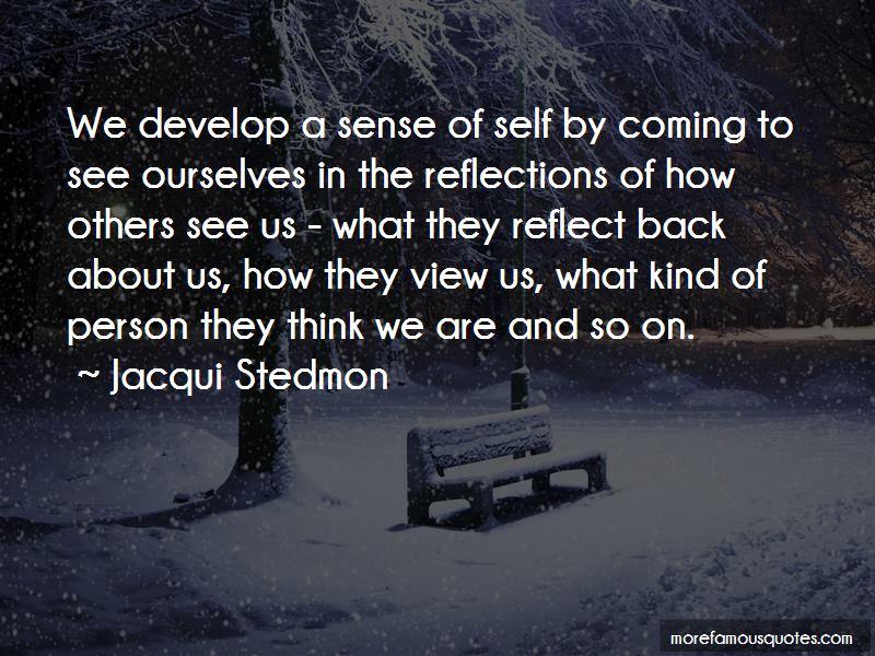 Jacqui Stedmon Quotes Pictures 2