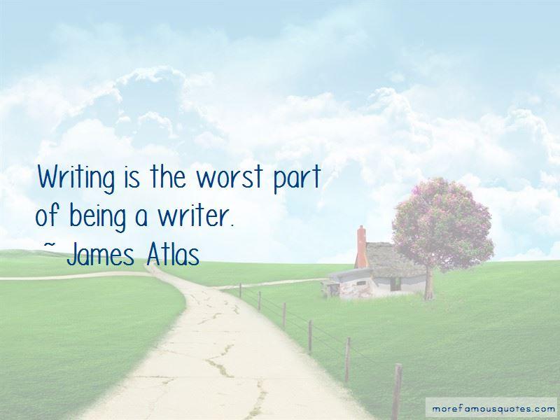 James Atlas Quotes Pictures 4