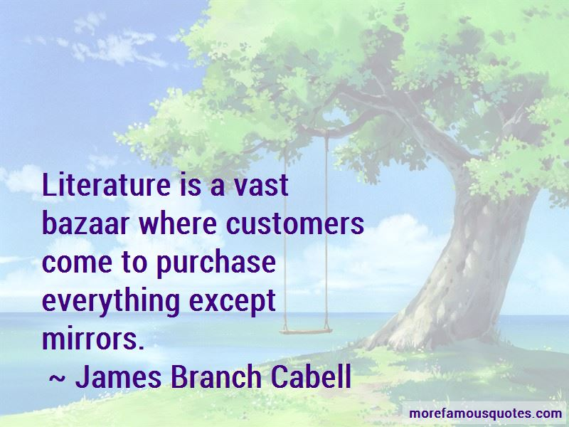 James Branch Cabell Quotes Pictures 3
