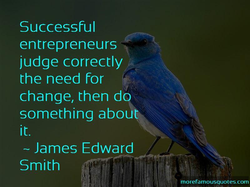 James Edward Smith Quotes