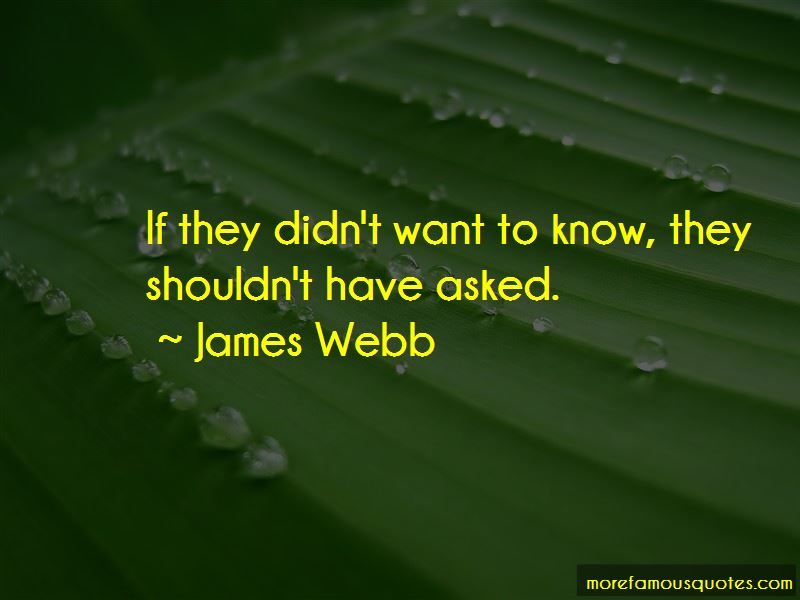 James Webb Quotes Pictures 2