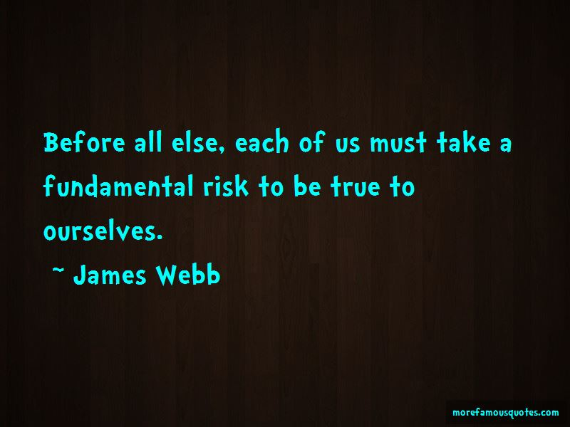 James Webb Quotes Pictures 3