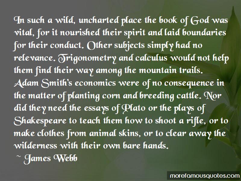 James Webb Quotes